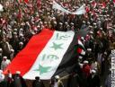 Hundreds of Thousands rally against U.S. in Iraq